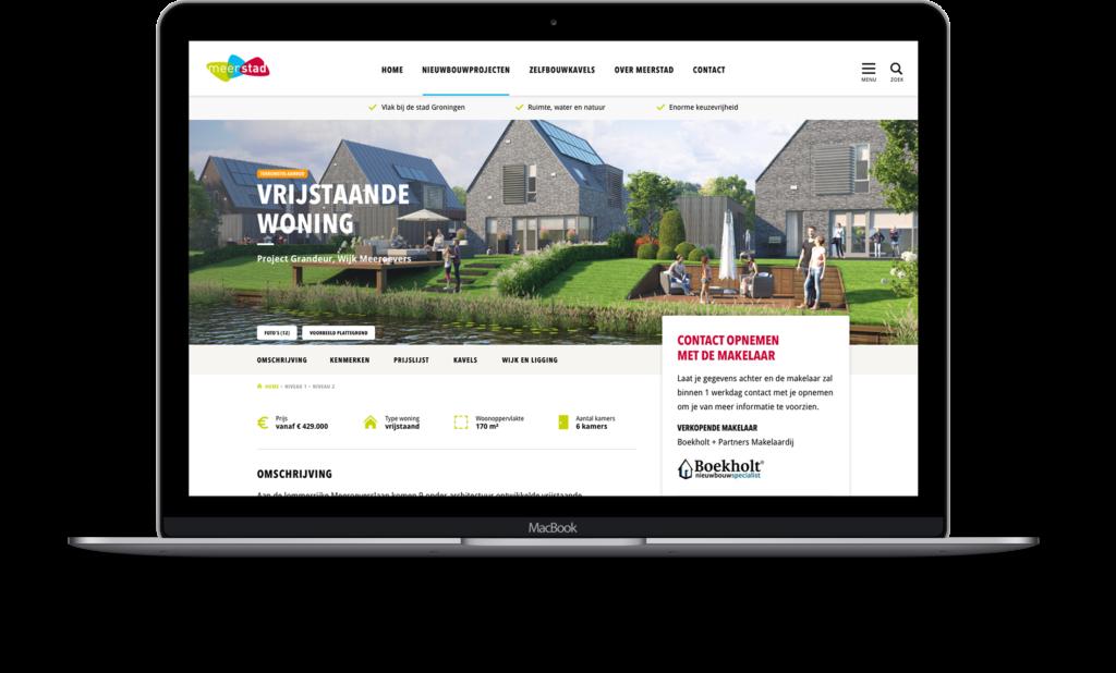 Website Meerstad
