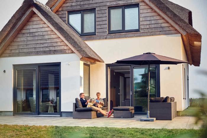 Concept7, De Krim Texel huisje