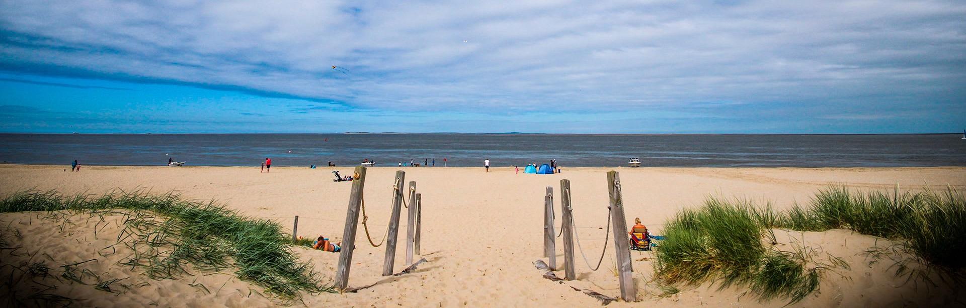 Concept7, hart voor Texel strand